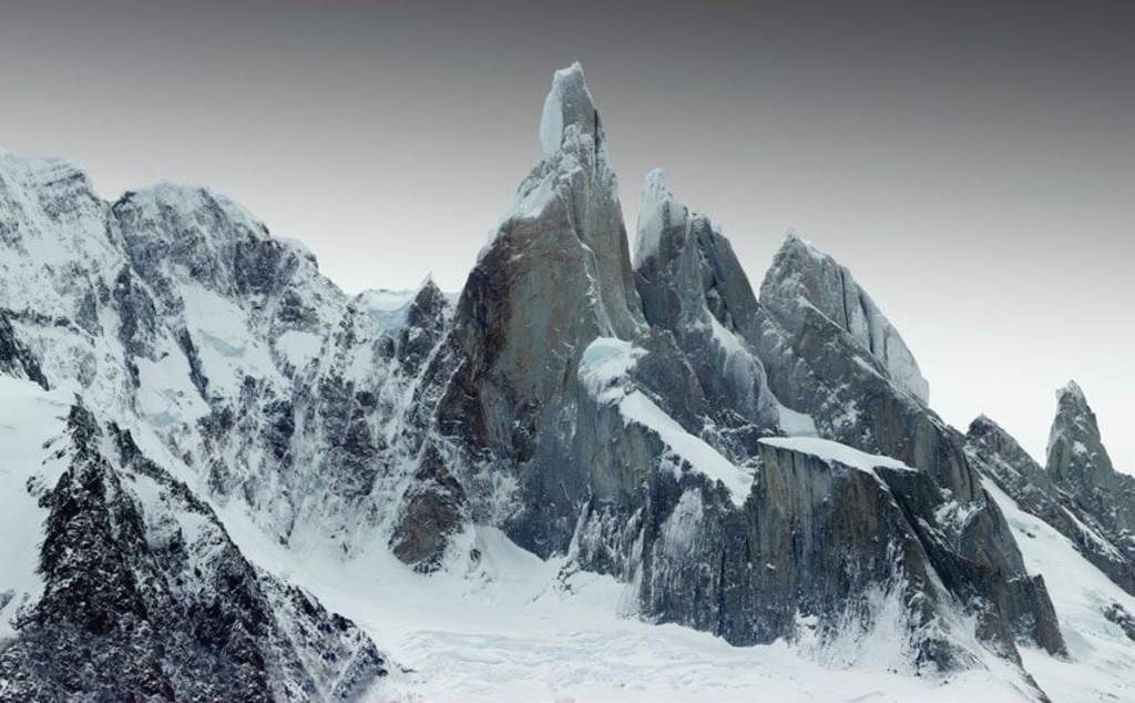 زیباترین کوههای جهان