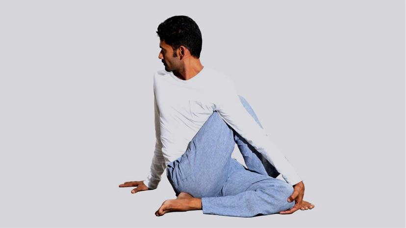 یوگا برای دویدن در طبیعت