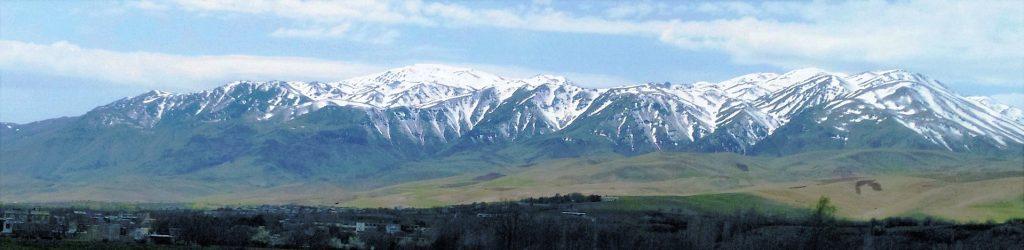 رشته کوه گرین