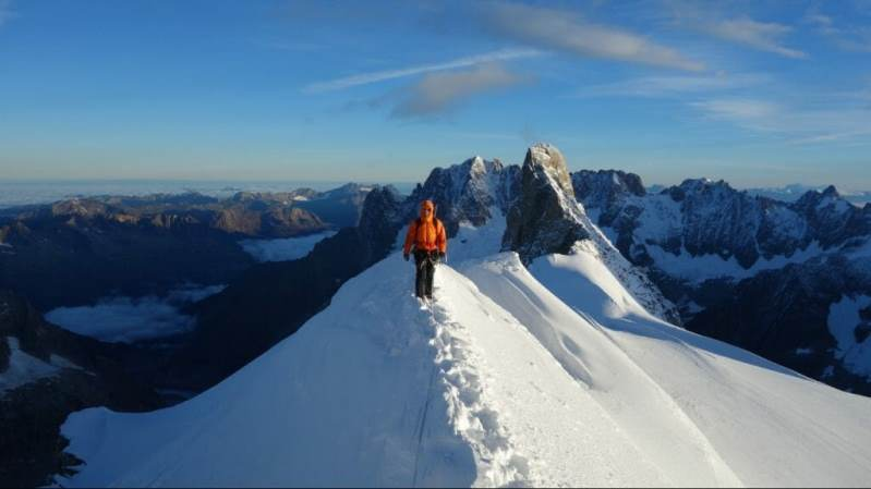 تمرینات کوهنوردی