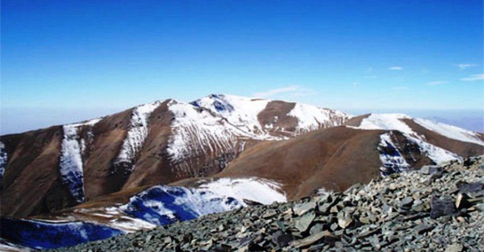 مسیرهای قله کهار