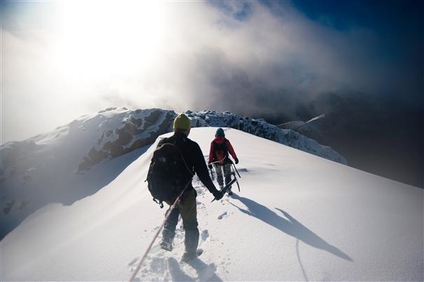 چگونه کوهنوردی را آغاز کنیم