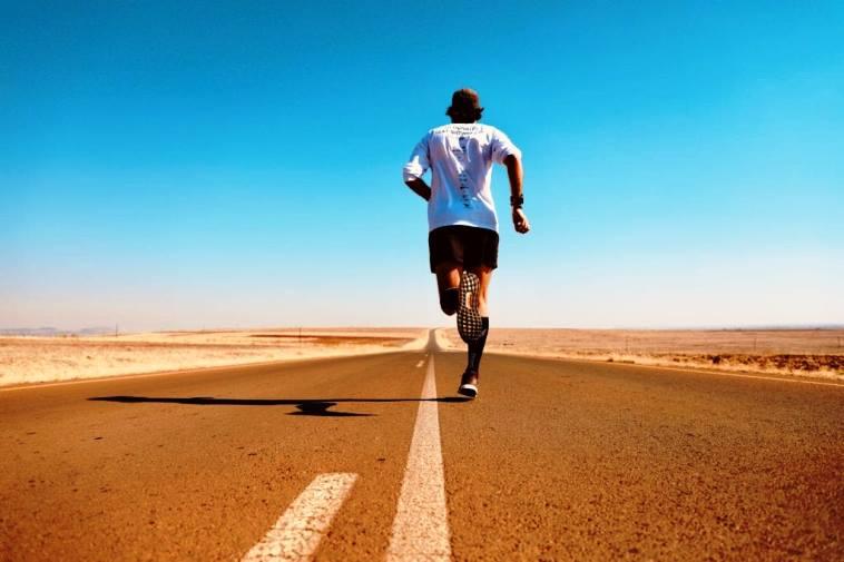 دویدن جاده