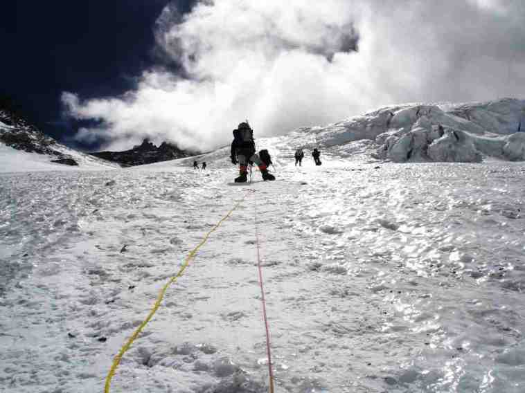 عکس کوه اورست