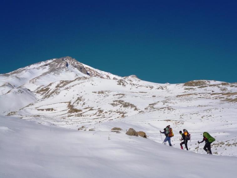 تور قله دماوند
