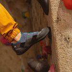 اولین کفش سنگنوردی