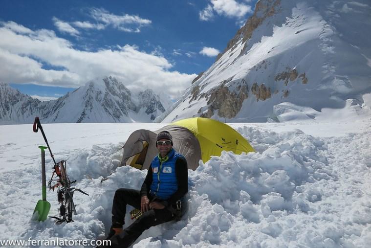 در این مطلب فران لاتوره، کوهنورد اسپانیایی و صعود کننده 14 قله هشت هزار متری، مسیر صعود گاشربروم یک یازدهمین قله بلند جهان را توصیف می کند.