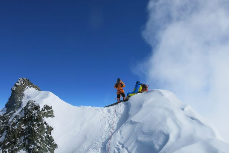 صعود برودپیک