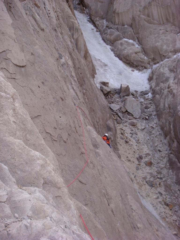 علم کوه - مسیر تبریزی ها