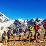 ترکیب بدنی در کوهنوردی