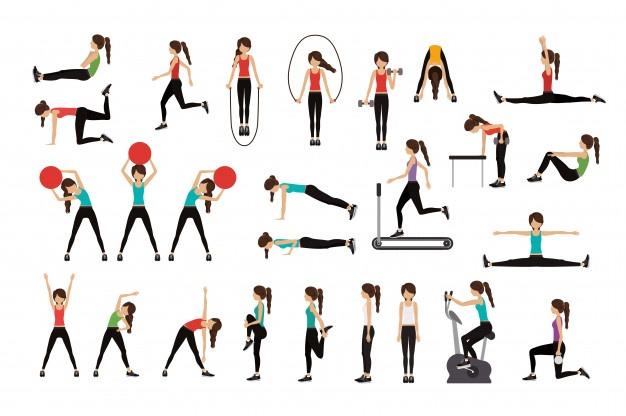 تمرینات آمادگی جسمانی