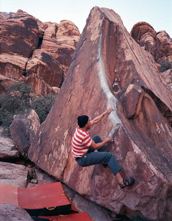 اسمیر  در سنگنوردی موج کوه