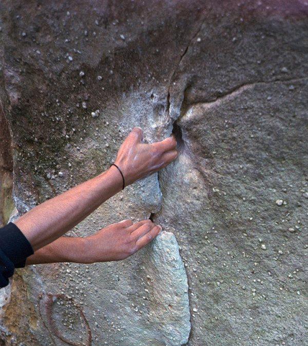 انگشتی در سنگنوردی
