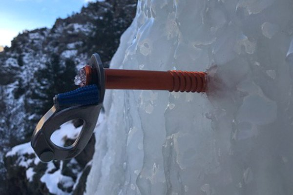 اصطلاحات کوهنوردی -  پیچ یخ