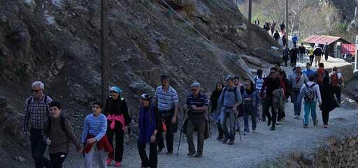 تور صعود داراباد