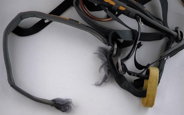 تجهیزات خراب در کوهنوردی
