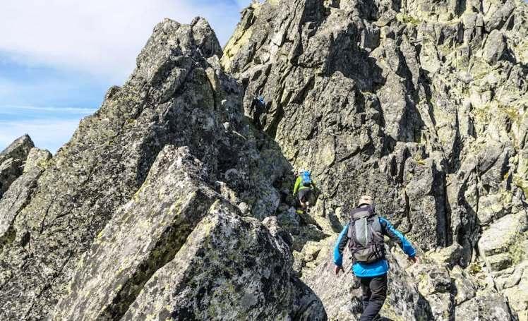 فشار محیطی یکی از خطرات کوهنوردی