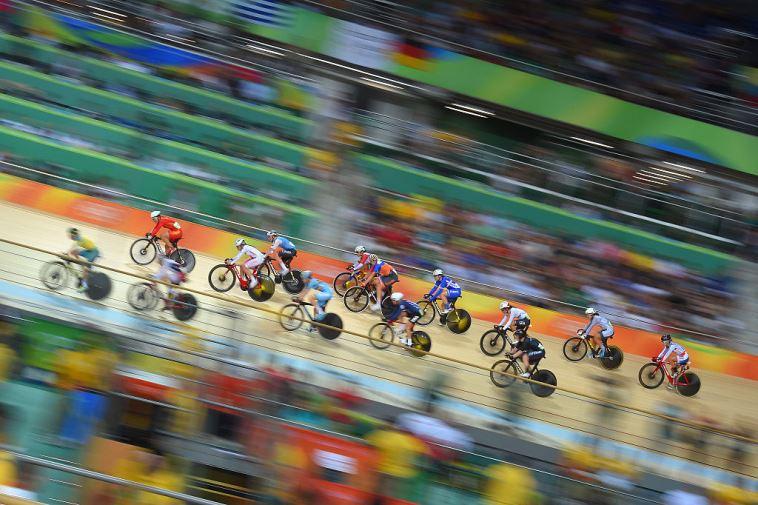 دوچرخه سواری در المپیک