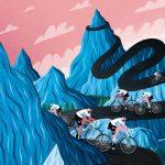تمرین دوچرخه سواری