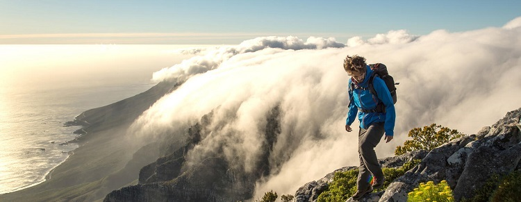 ترس از ارتفاع در کوهنوردی