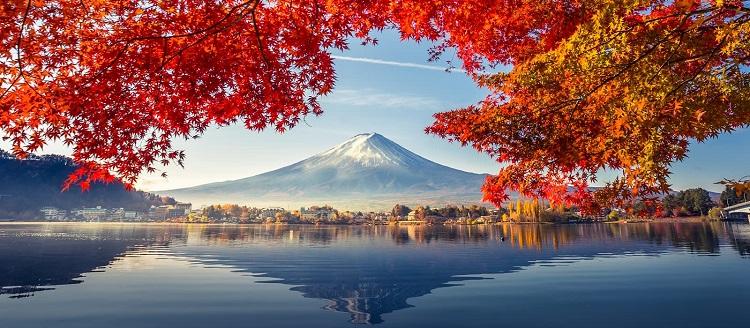 کوه فوجی، مقدس ترین کوه ژاپن