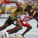سرعت در ورزش