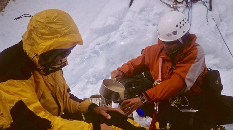 تغذیه قبل از کوهنوردی سنگین