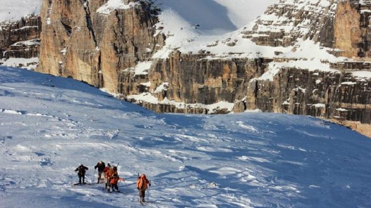فیلم شبح کوهنورد