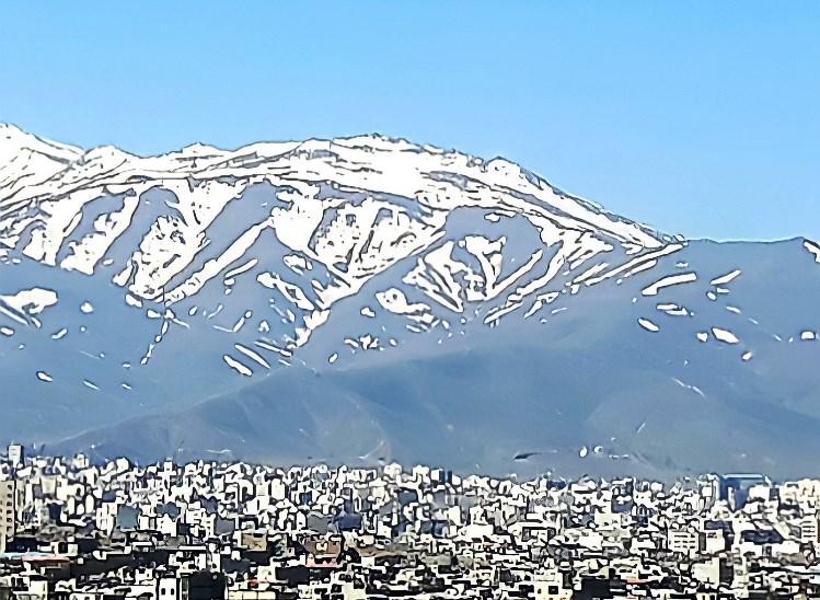 چهارقله - کوهنوردی در همدان