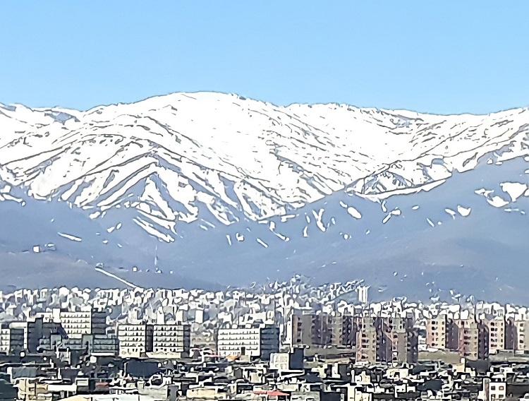 قله کمرلرزان - کوهنوردی در همدان